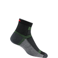 Wigwam  Ultra Cool Lite Quarter Sock Black
