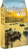 Taste of the Wild High Prairie Canine Formula with Roasted Bison & Roasted Venison Dry Dog Food