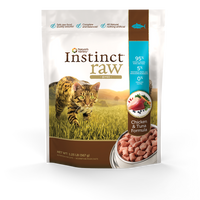 Nature's Variety RAW Bites Chicken and Tuna Dry Cat Food