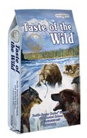 Taste of the Wild Pacific Stream Canine Grain Free Dry Dog Food