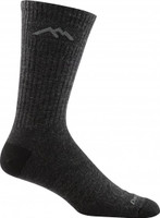 Darn Tough Men's Standard Issue Mid-Calf Light Cushion Sock Charcoal