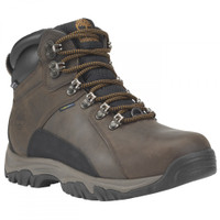 Timberland Men's Thorton Mid Waterproof Insulated Warmlined - Brown