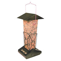Fortress Squirrel Proof Wild Bird Feeder
