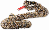 Flossy Rope Snakebiter Small