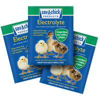 Sav-A-Chick Electrolyte & Vitamin Supplement  3pk