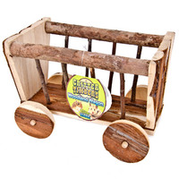 Critter Timber Wagon