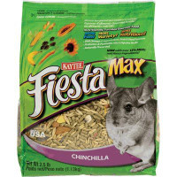 Fiesta Chinchilla Food 2.5lb