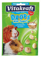 Guinea Pig Drops with Yogurt 5oz