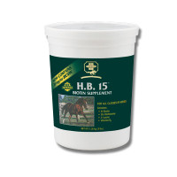 H.B. 15 Hoof Supplement 3lb