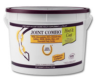 Joint Combo Hoof & Coat Supplement For Horse Joint 3.75lb