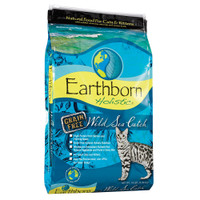 Earthborn Holistic Wild Sea Catch Natural Dry Cat Food