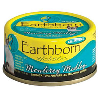 Earthborn Holistic Monterey Medley Canned Cat Food 5.5oz