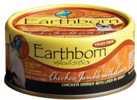 Earthborn Holistic Chicken Jumble with Liver Canned Cat Food 5.5oz