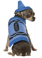 Crayola Blue Dog Costume