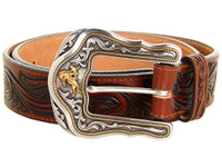 "Justin Men's 1.5"" Switchback western Belt"