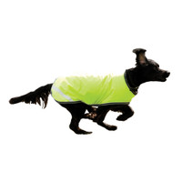 Horseware Reflective Dog Coat - Hi-Vis Yellow