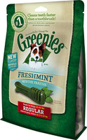 Greenies Freshmint Dental Chews