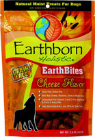 Earthborn Holistic EarthBites Cheese Flavor Natural Dog Treat