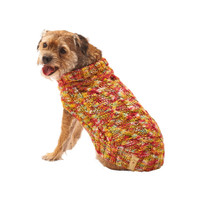 Ethical Fashion Pet Sweater Multi Crochet