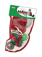 Ethical Holiday Cat Toy Stocking