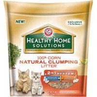 Arm & Hammer  Healthy Home Solutions Corn Natural Litter