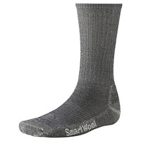 Smartwool Men's Hike Light Crew Socks - Gray