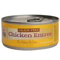 Health Extension Chicken Entree Canned Cat & Kitten Food 5.5oz