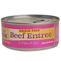 Health Extension Beef Entree Canned Cat & Kitten Food 5.5oz