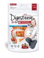 Digest-Eeze Natural Pork Beefhide Dog Bone