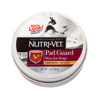 NutriVet Pad Guard Paw Wax for Dogs