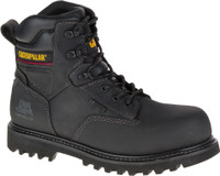 "Cat Men's Creston 6"" Waterproof TX Composite Toe - Black"