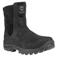 Timberland Men's Chillberg Mid Side Zip Waterproof Insulated - Black