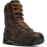"Danner Men's Vicious 8"" Waterproof  Work Boot"