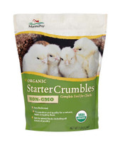 Organic Chick Starter Crumbles - 5 lb
