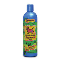 Crazy Dog Green Apple Shampoo 12oz