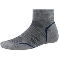 Smartwool Men's PhD® Outdoor Light Mini Socks - Light Gray