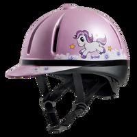Troxel kids Legacy Graphite Unicorn Pink