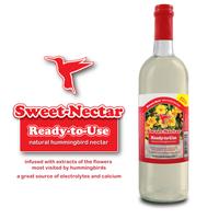 Sweet-Nectar™ Ready-to-Use Hummingbird Nectar 2250ml