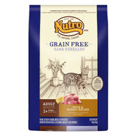 Nutro Grain-Free Adult Duck & Potato Formula Dry Cat Food