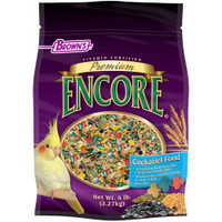 Encore Premium Cockatiel Food