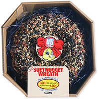 Suet Nugget Wreath