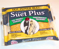Suet Plus Hot Pepper Blend 11oz