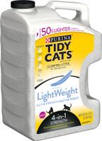 Tidy Cats Lightweight 4-in-1 Strength Clumping Cat Litter