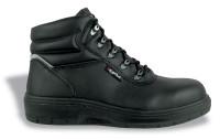 Cofra Men's Asphalt 6in Composite Toe Work Boots - Black