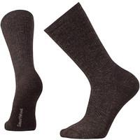 Smartwool Men's Heavy Heathered Rib Socks - Brown