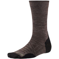 Smartwool Men's PhD Outdoor Light Crew Socks - Taupe