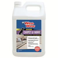 Four Paws Wee-Wee Severe Carpet & Fabric Stain & Odor Destroyer 128oz