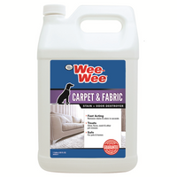 Four Paws  Wee Wee Carpet/fabric Stain & Odor Remover 128oz
