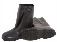 Tingley Rubber Overshoe 6 Inch Work Boot - Black