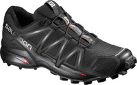Salomon Men's Speedcross 4 Black